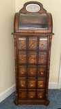 Pulaski Furniture's Apothecary Collection - Chest with Curved Glass Top