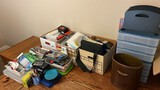 Large Lot of Office Supplies & CD's