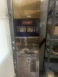 Coleman Tuff Duty Locking Storage Cabinet
