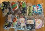 Lot of 10 New Mia Bikini Bathing Suits