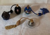 Lot of Vintage Perfume Atomizers