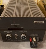 Lambda Model LQ-532 Output D-40V Regulated Power Supply