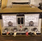 Systron Donner Voltage Meter