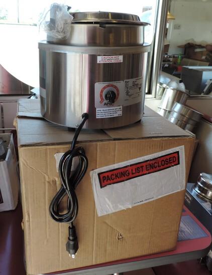 APW Wyott Insulated Warmer
