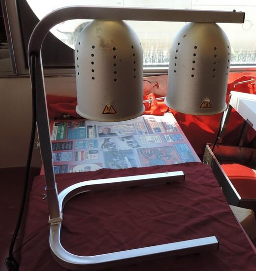 Intertek Double Shade Heat lamp