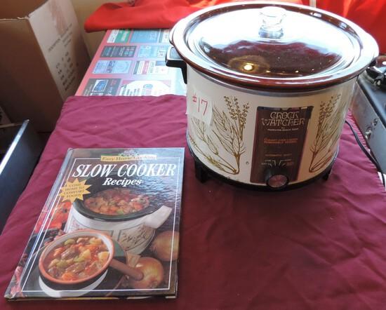 Hamilton Beach Household Crock Pot