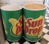 Sun Drop Drink Cooler