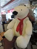 Coke Polar Bear Stuffed Animal