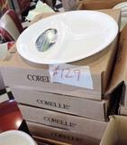 5 Boxes Of 6 Corelle 8.5