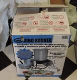 King Kooker Turkey Frying Pot