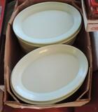 50 Arrowhead Plastic Platters