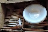 29 Rigo White Restaurant White Bowls