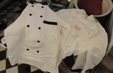 3 Chefs Jackets