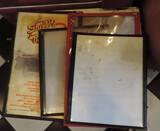 Large Lot Menu Folders