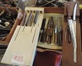 Vintage Knives Lot