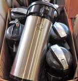 Lot Of 6 Thermos Coffee Dispensers
