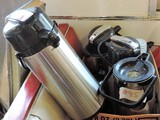 5 Coffee 2.2 liter Thermos Dispensers