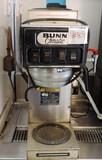 Bunn Omatic Coffee Machine With 2 Warmers On Top