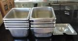 13 Quarter Stainless Steel Pans