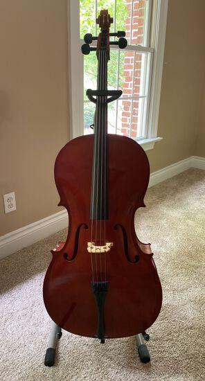 Franz Hoffmann Amadeus Cello and Accessories