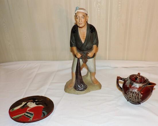 Lot of Oriental Pottery