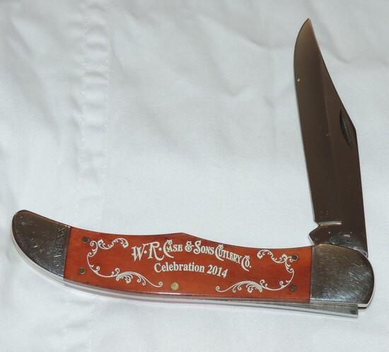 Case XX 2014 One Blade Knife