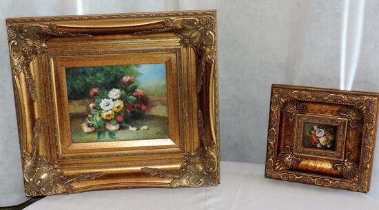 Pair of Oil Painting