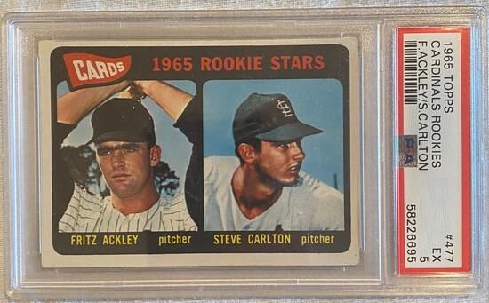 1965 Topps Cardinals Rookies