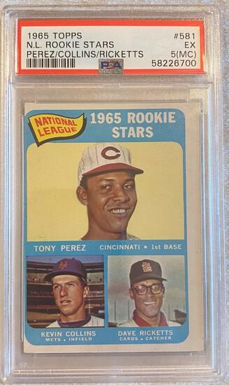 1965 Topps N.L. Rookie Stars