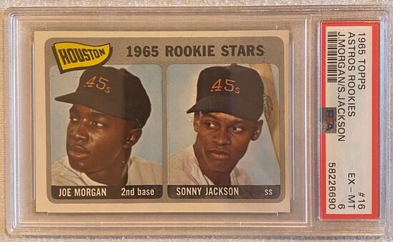 1965 Topps Astros Rookies