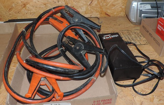 Battery Charger Lot