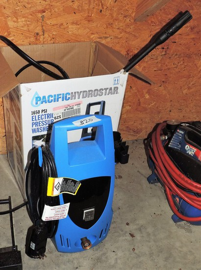 Pacific Hydrostar Electric Pressure Washer