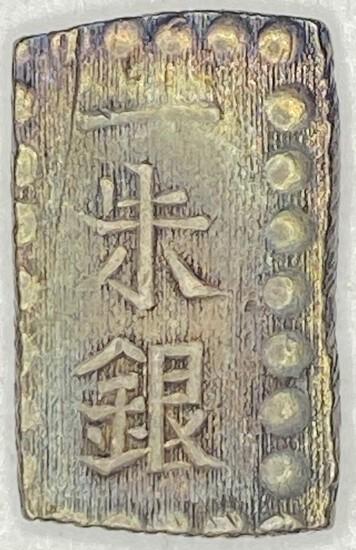 1854 Japan Silver 1 Shu