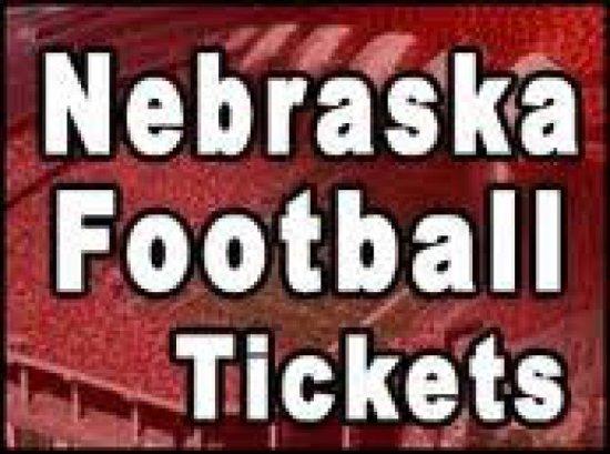 Nebraska vs Iowa - 2 tickets