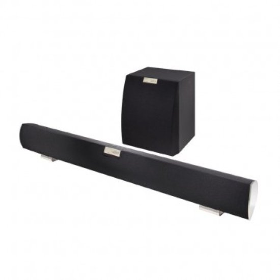 """32"""" VIZIO 2.1 HOME THEATER SOUND BAR WITH SUBWOOFER   VSB211-Z"""