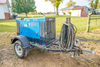Cat Diesel Pro 300 DC Welding / Generator on Trailer