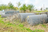 Assorted Chain Link Fencing and Miscellaneous