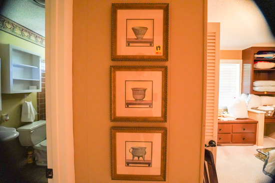 Set of 3 Framed Prints