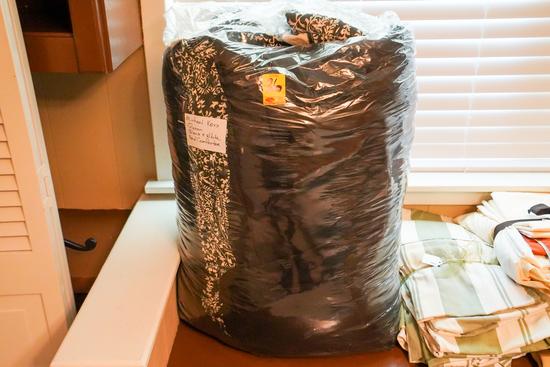 Michael Kors Queen Comforter Set