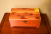 Antique Hand Carved Jewelry Box