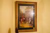Framed Fox Hunt Picture