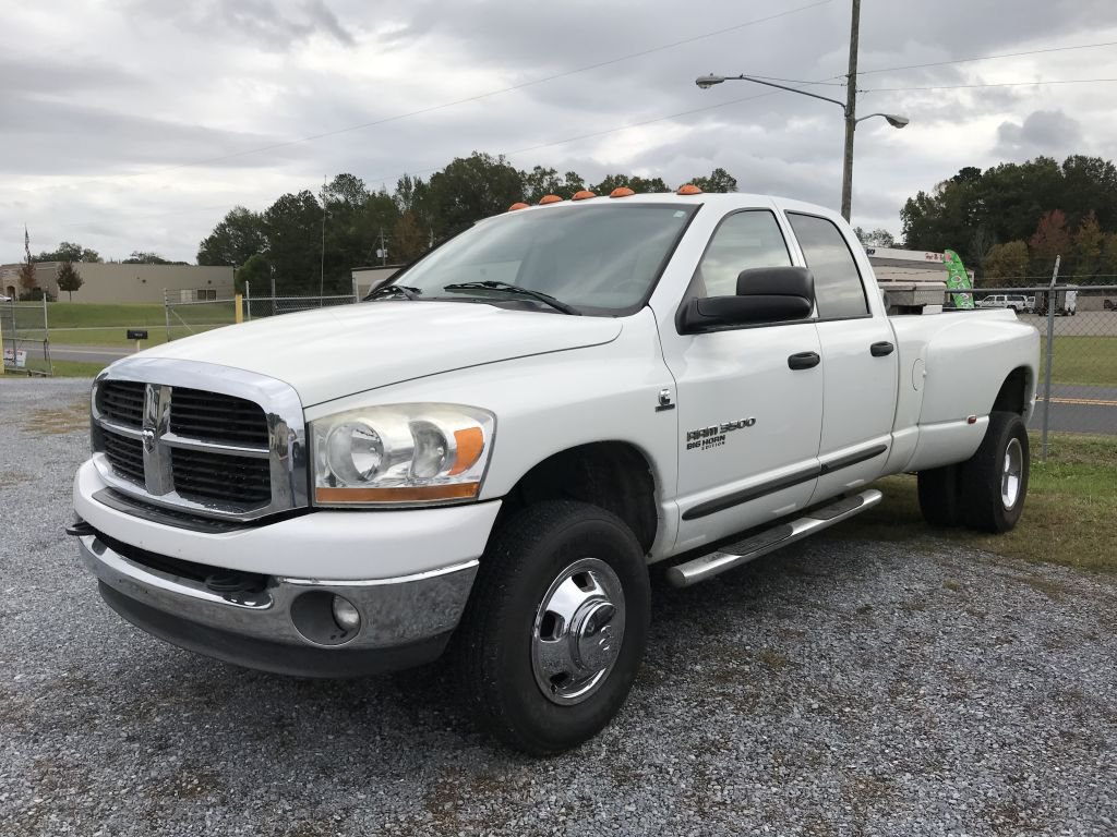 2006 Dodge Ram 3500SLT HD Big Horn