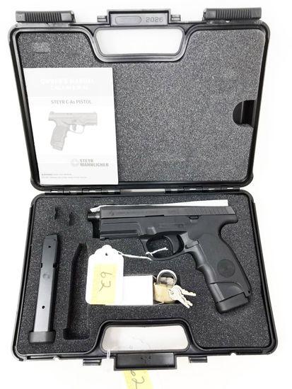 Steyr Mannlicher m# M9-A1 9mmx    Auctions Online | Proxibid
