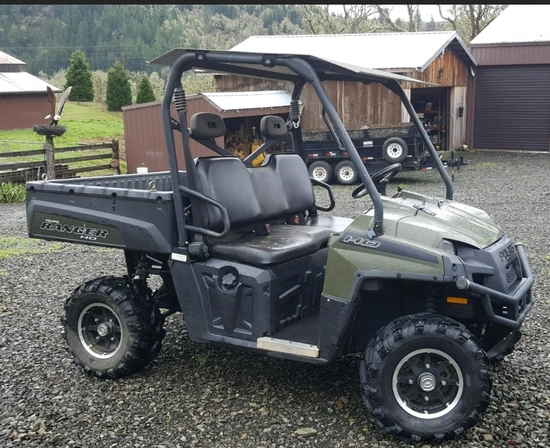 2011 POLARIS RANGER 800 HD