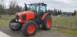 Kubota M6 131hp Enclosed Tractor
