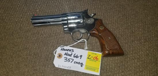 TAURUS 669 .357mag