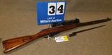 MOSSIN NAGANT M1891 7.62x54R