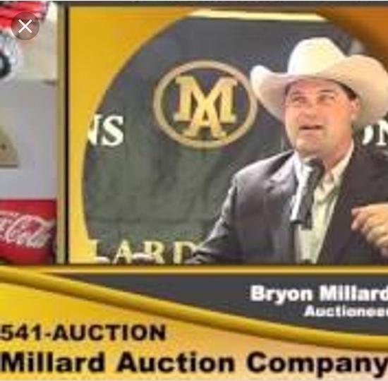 Millard's Auctions Gun Auction