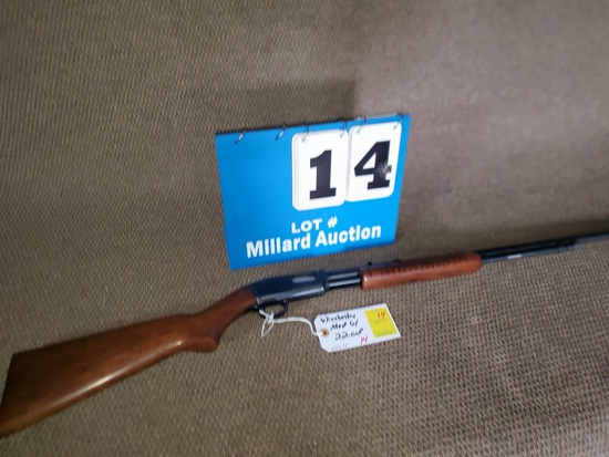 WINCHESTER MOD.61 22CAL