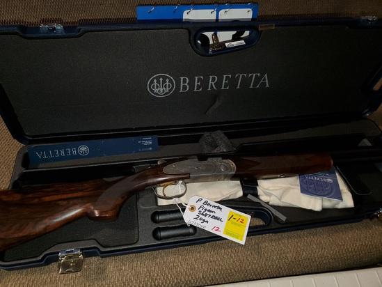 P.BERETTA S687 EELL PIGEON 20GA